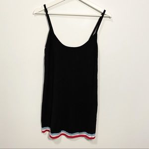Urban Outfitters Black Cami Dress